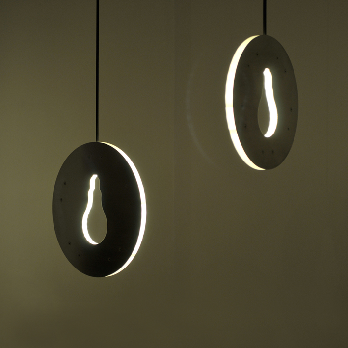 Long Life Bulb Pendants, 2010