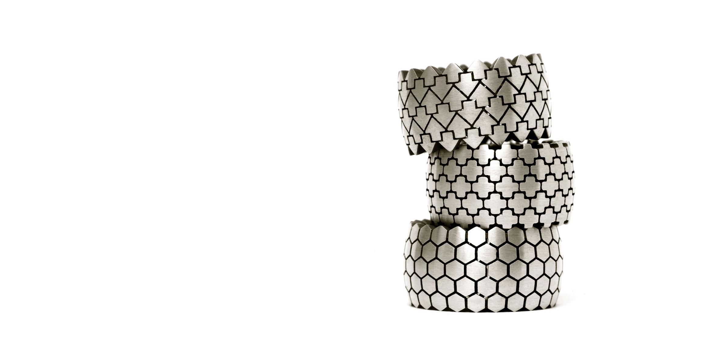 Multicopy barrel rings, 2007