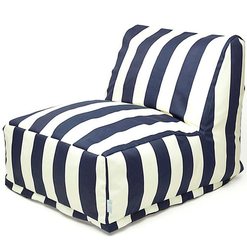 VERTICLE STRIPPED LOUNGER