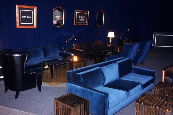"""""""Inside the Secret Lounge Where Menswear's Biggest Names are Chilling Out During Fashion Week""""   GQ.com"""