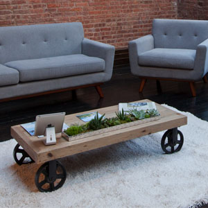 COFFEE & SIDE TABLES -