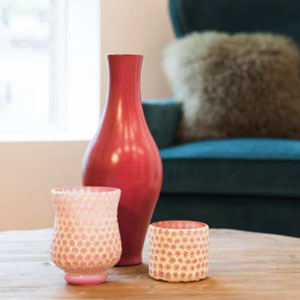 VASES, PROPS, TRAYS, ACCENTS -