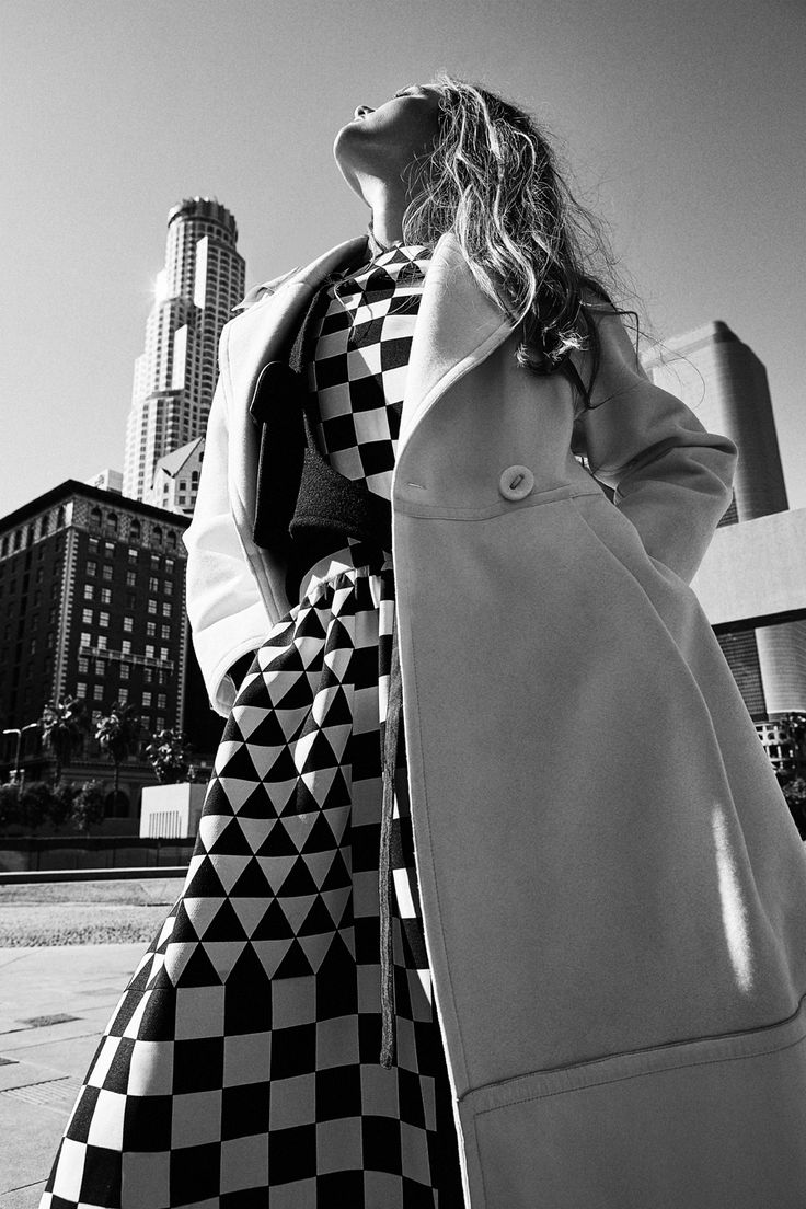 Vlada Roslyakova by Jack Waterlot for Marie Claire russia august 2015