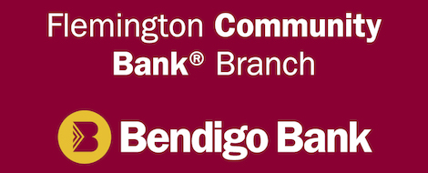 - Bendigo Bank helps customers, families and businesses achieve their financial goals and builds successful communities. Why? Because successful communities are great places to run a successful business. We are proud to work with Flemington Financial Services through their partnership with North Melbourne Football Club – incorporating the AFL, VFL and VFLW.