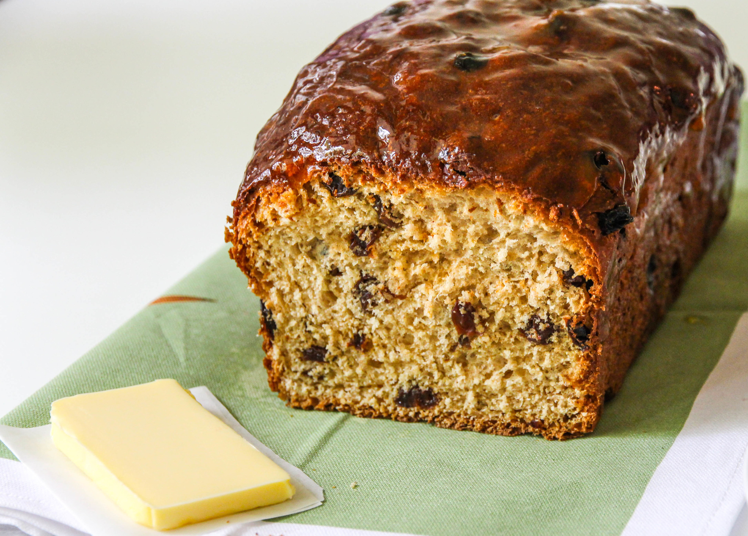 Raisin & Cinnamon Loaf
