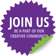join our creative community today