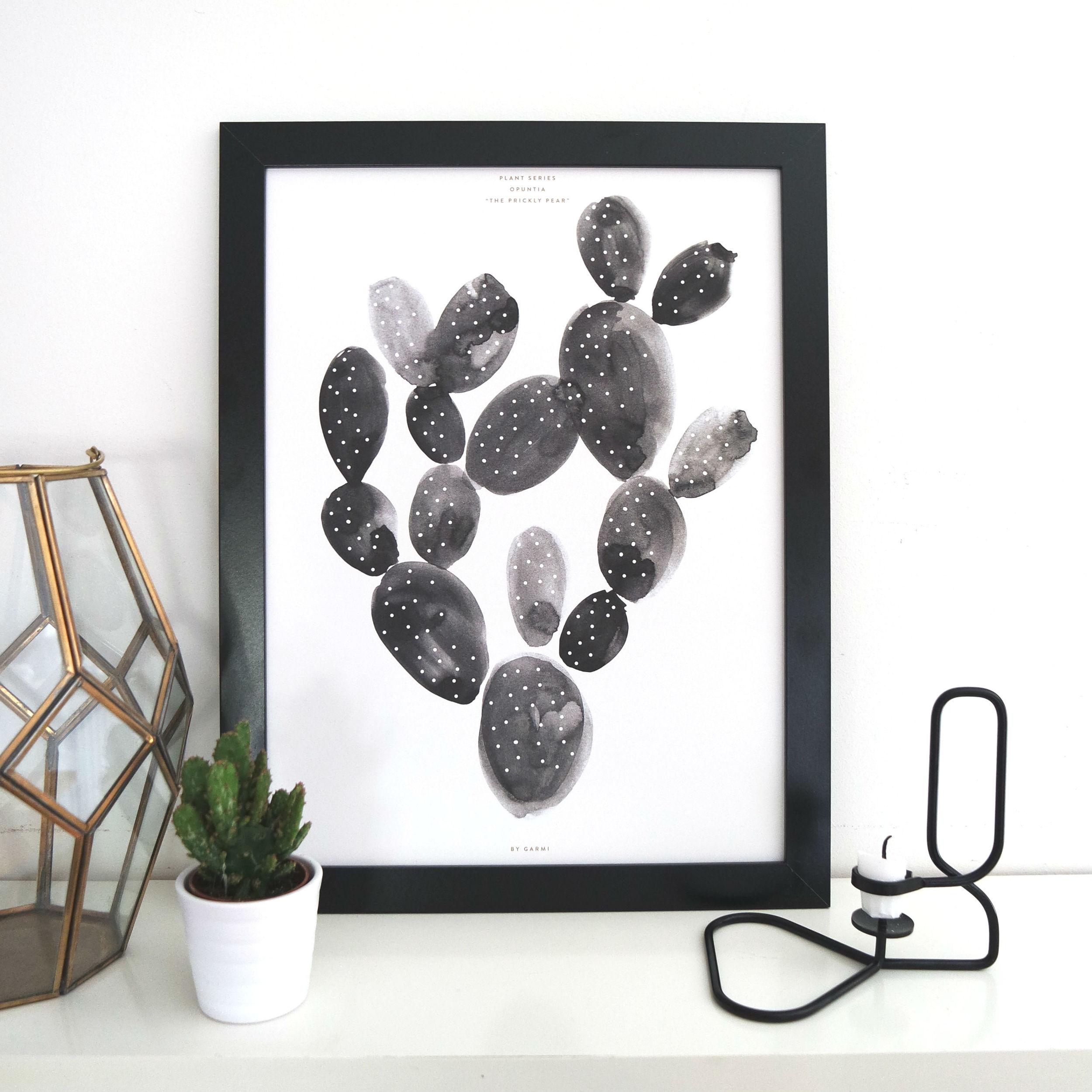 Cactus Print // £25.00
