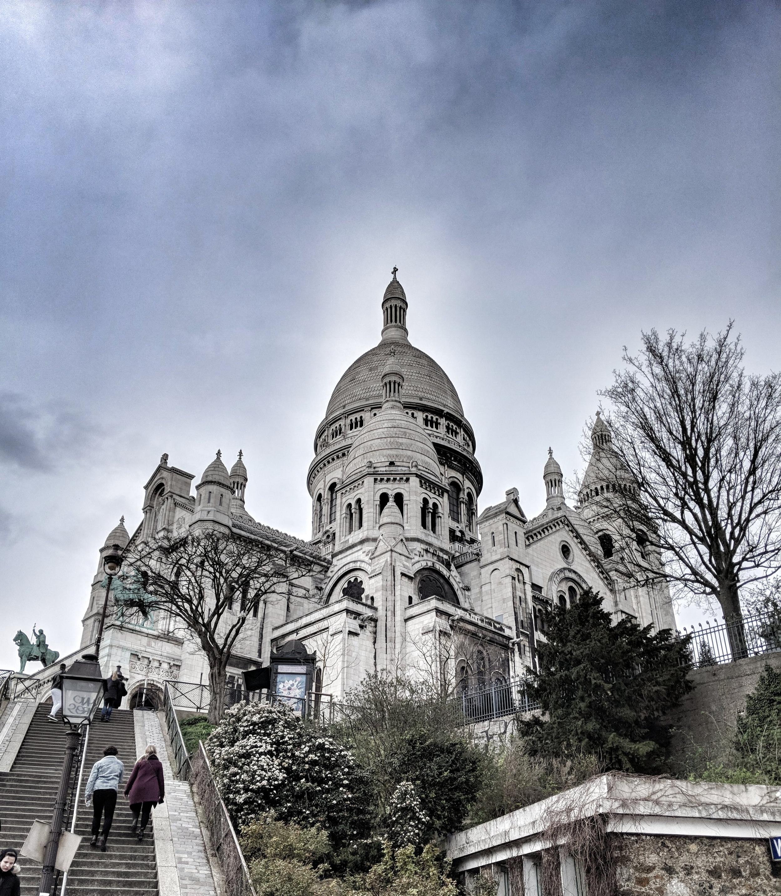 Sacrè-Cœur - Montmartre