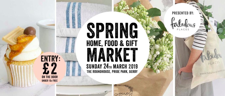 Fabulous Places Spring Market - Derby