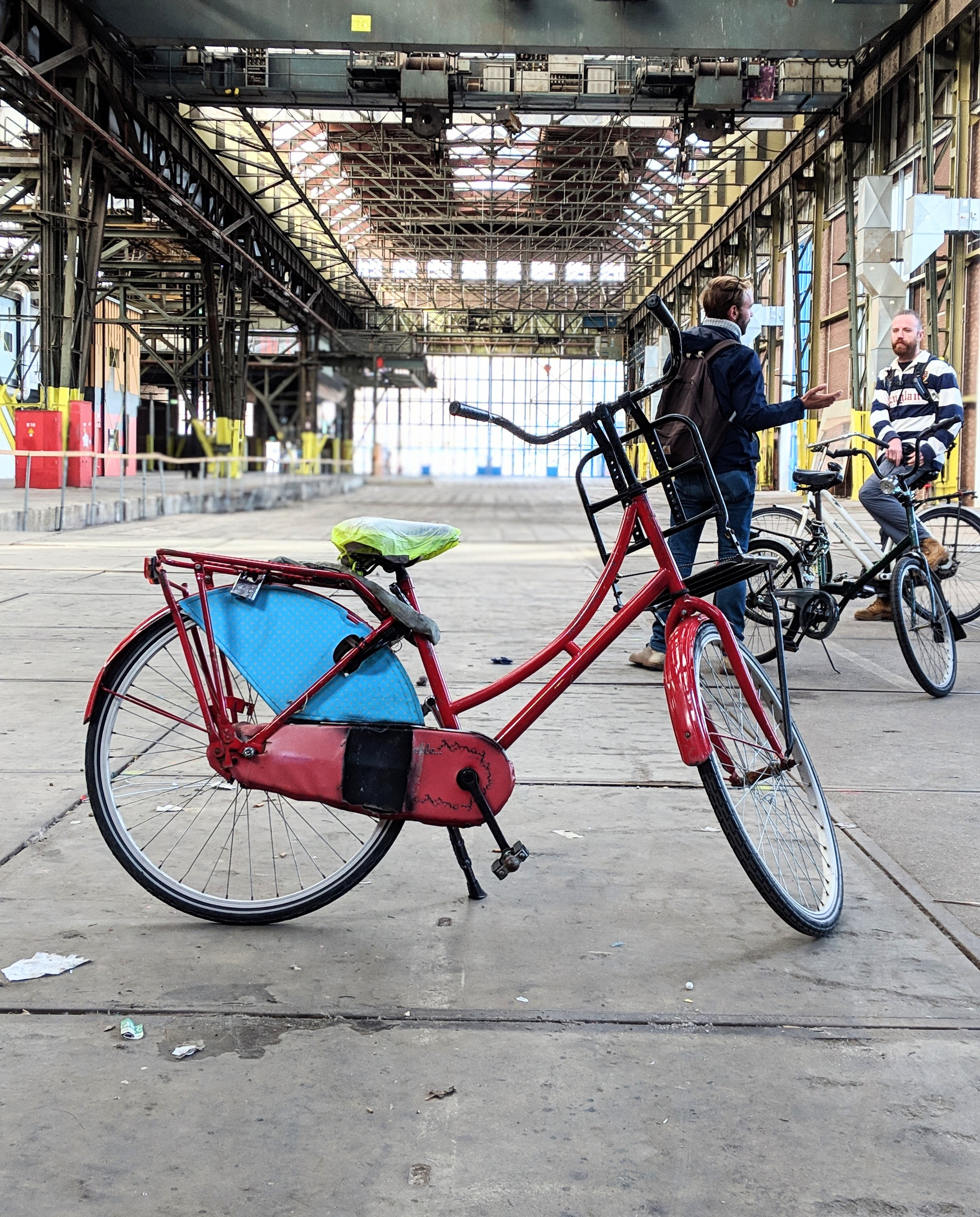 Bike Tour Amsterdam - Image by peastyle