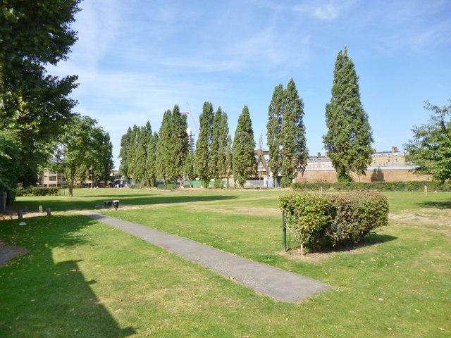 Allen Gardens on Buxton Street