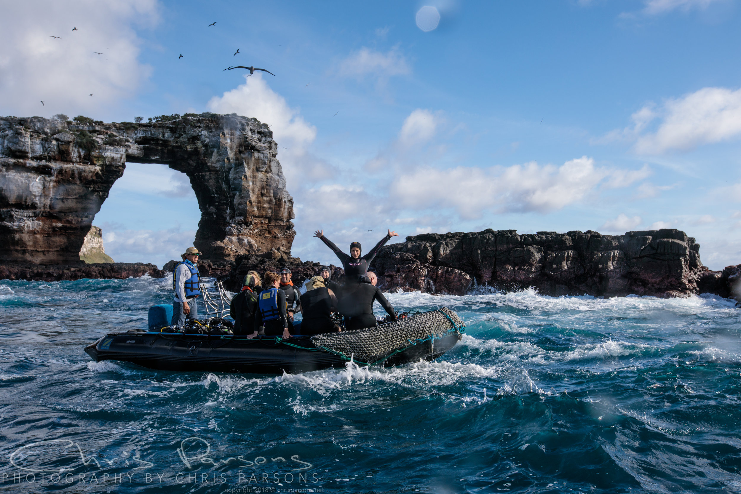 Darwin's Arch - one of the very best dive sites in the world