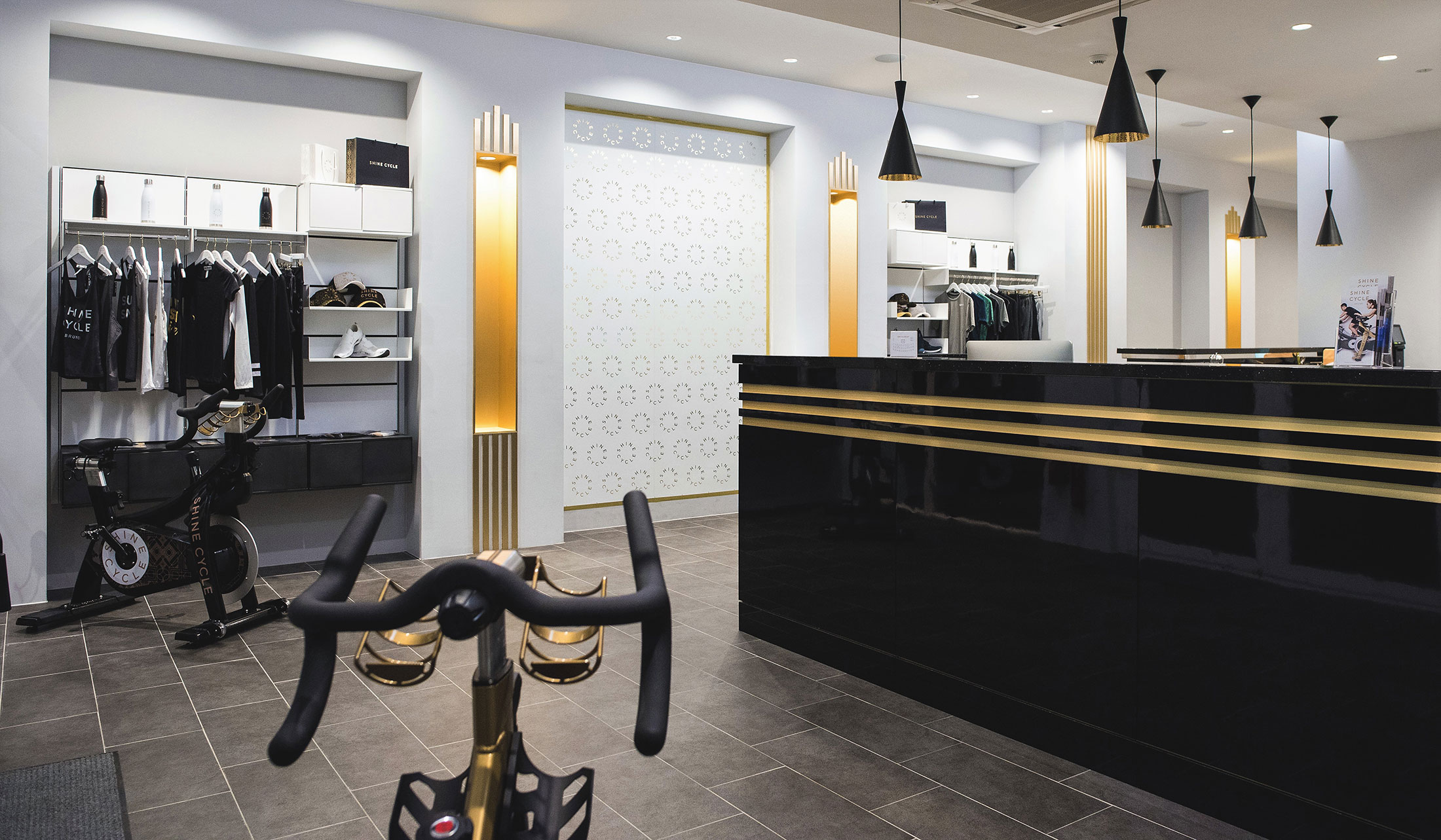 Fitness Studio Design