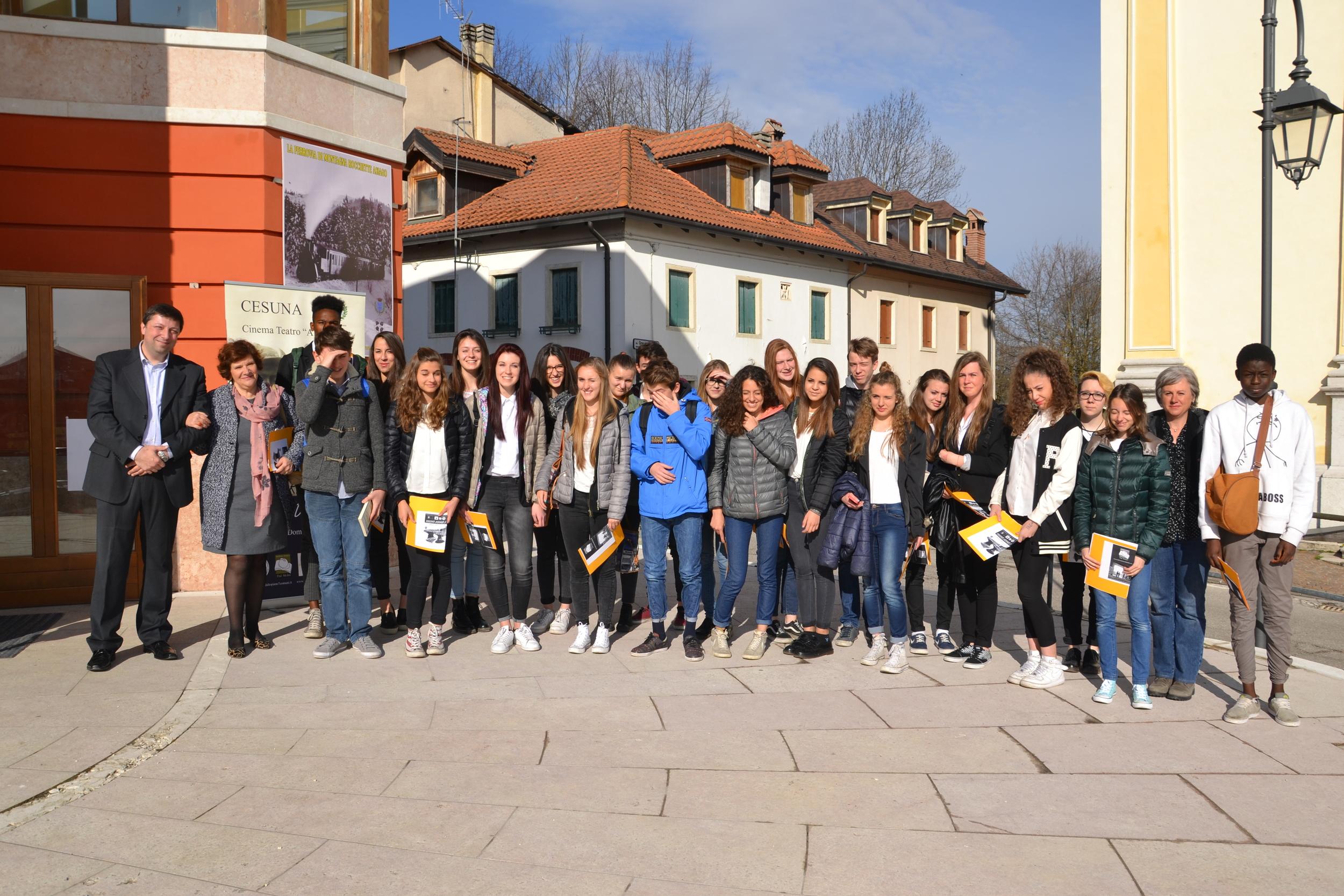 Convegno Letteratura e Grande Guerra - Altopiano di Asiago, Cesuna (VI)