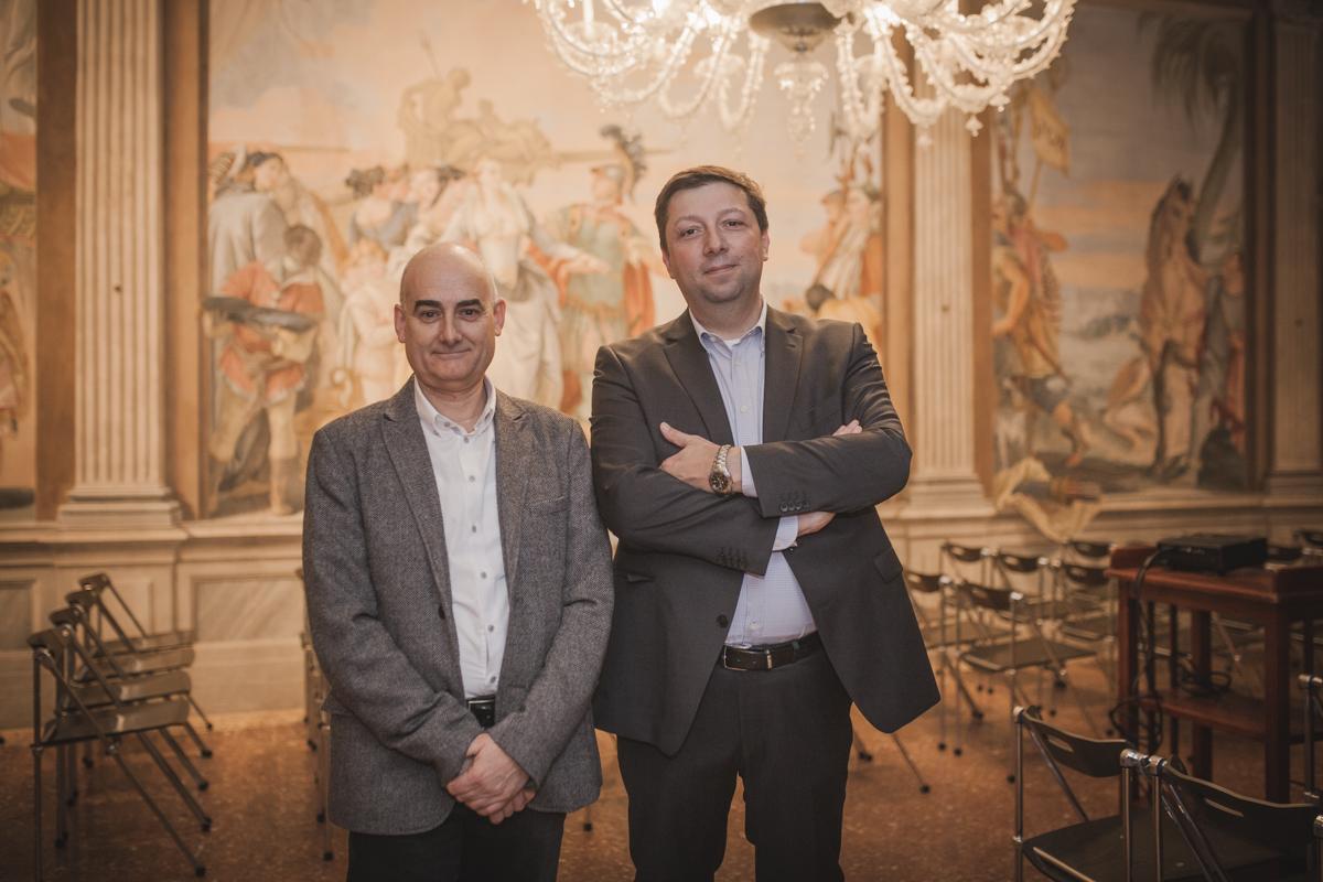 """Presentazione del libro """"Molti non tornarono"""" a Palazzo Roberti (Bassano del Grappa), 2015"""