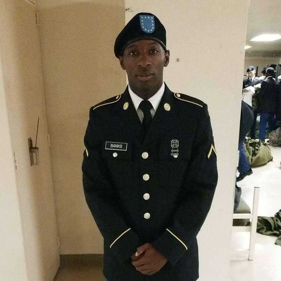 JaShannon Banks, Vice President  United States Army