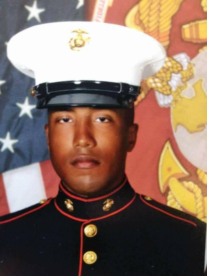 Darius Flores  United States Marine Corps