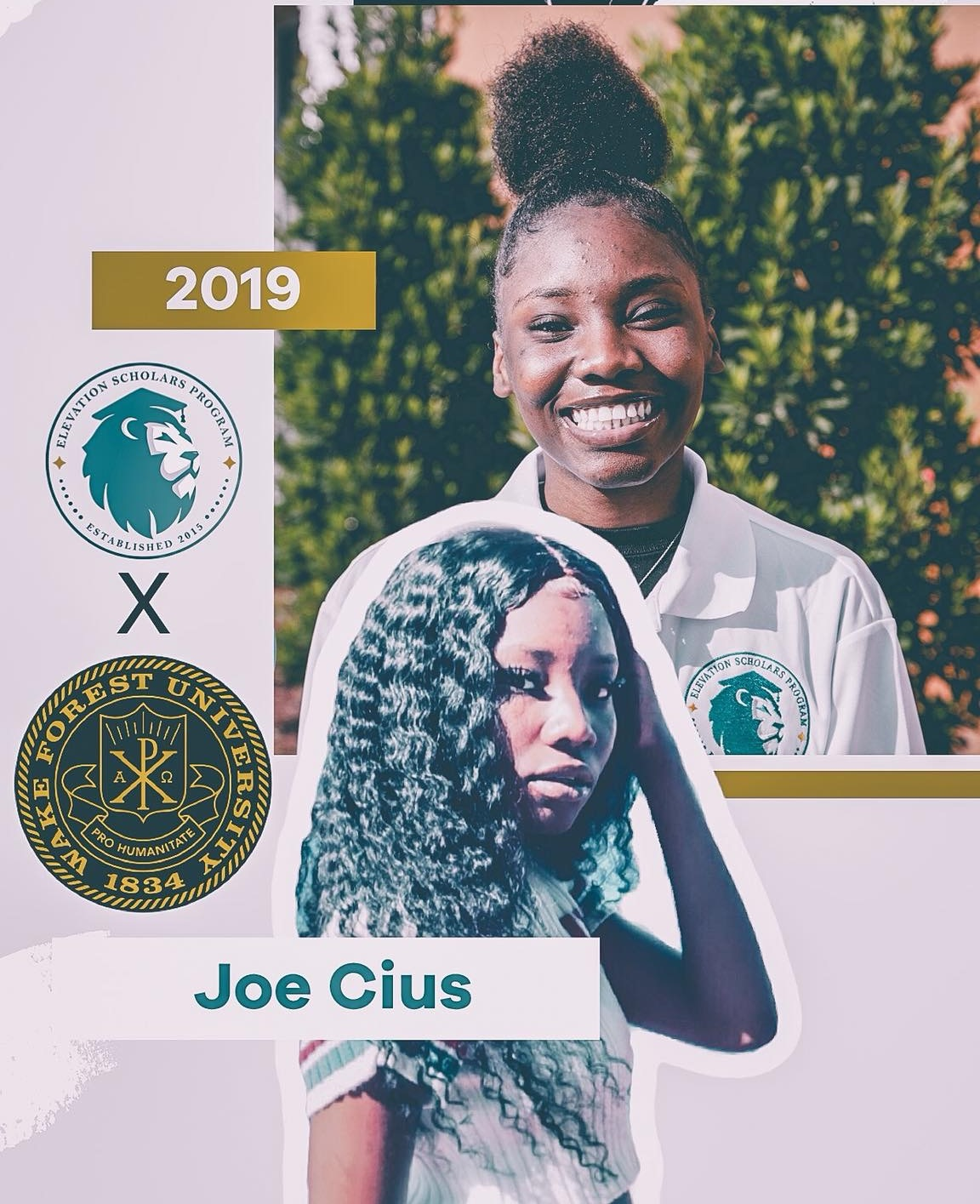Joe Cius  Wake Forest University