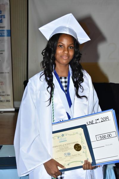 Trinay Smith '19 - United States Army Minuteman Scholarship Recipient - Florida A&M University