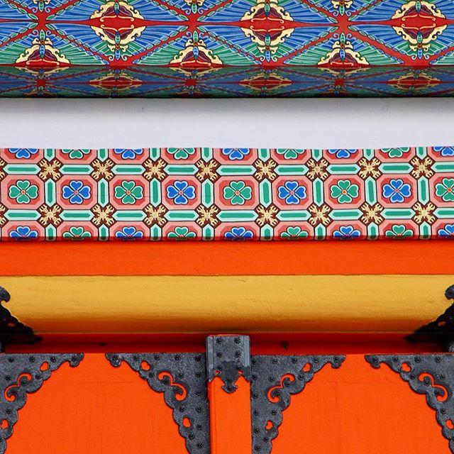 #kiyomizudera #kyoto #japan #travel #adventure #travelphotography #design #architecture #orange #inspiration  #colour #colourful