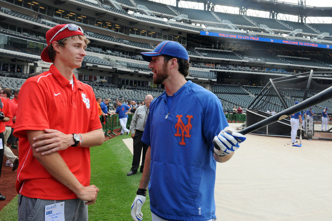 The New York Times   Four Seniors Look Beyond an Unlikely Run  With their underdog College World Series run over, their improbable dash to prominence completed, Stony Brook University's baseball team came together one last time for the sake of a game.The New York Mets honored the Stony Brook Seawolves before a game against the Baltimore Orioles on Tuesday night at Citi Field.