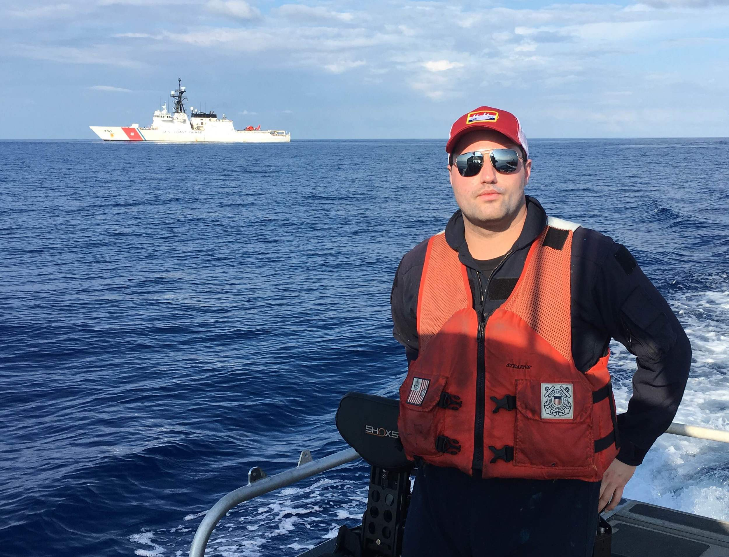 Covering Coast Guard cocaine interdictions and America's drug war at sea for  Men's Journal