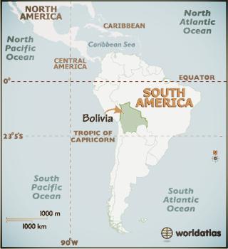 bolivia-map-south-america