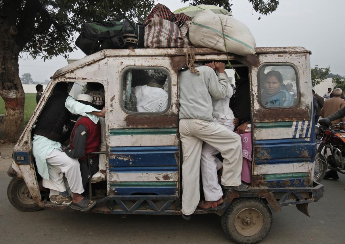 taxi travel india