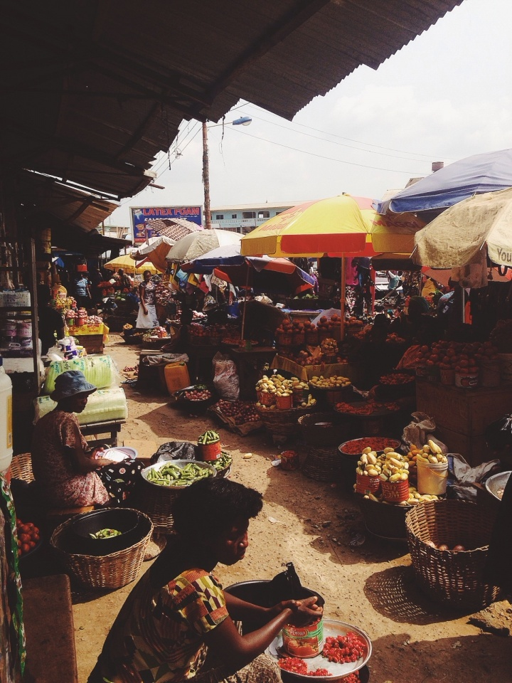 ghana travel guide costs market shopping