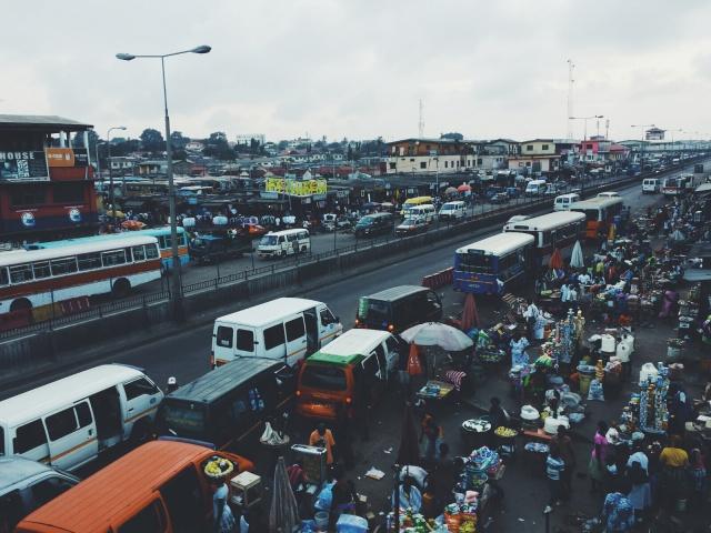 ghana travel guide backpacker budget africa