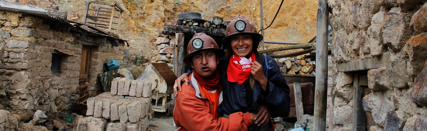 This Potosi guide to the mines invited us to his holiday block party, which was one of the best experiences of the trip.
