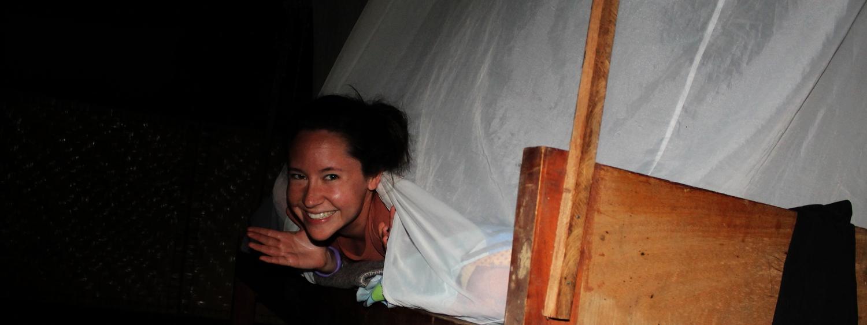 malaria bolivia rurrenebaque jungle guide backpacker budget