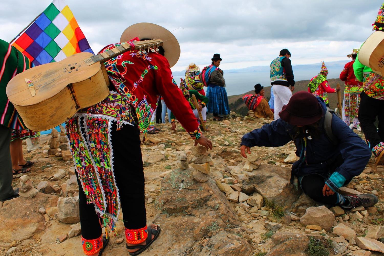 lake titicaca isla del sol end of mayan calendar celebration travel guide