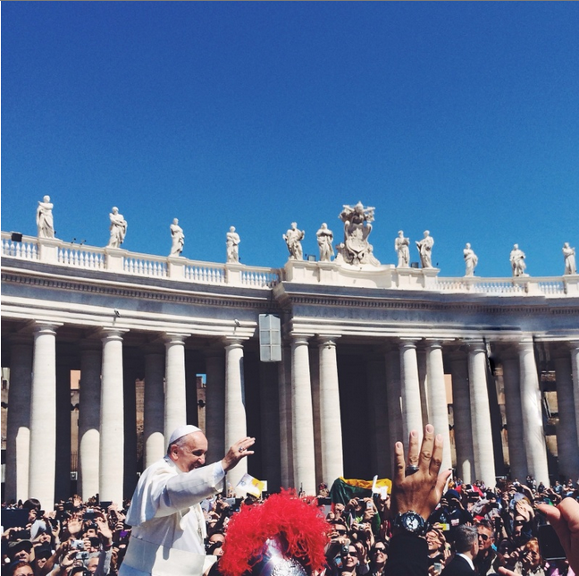 pope rome travel guide budget backpacker
