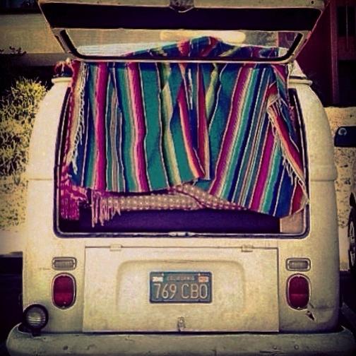 sayulita mexico travel car volkswagen van