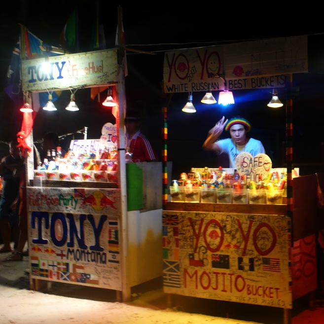 thailand full moon party travel guide budget