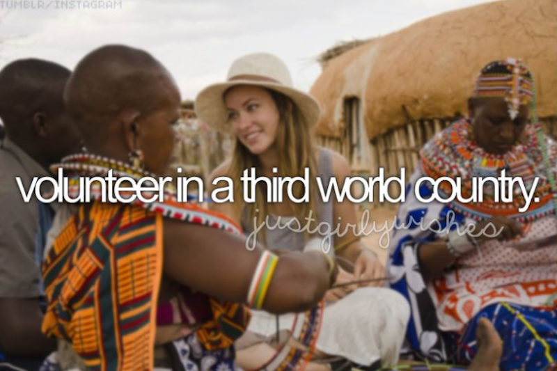 volunteer voluntourism bucket list justgirlywishes travel guide