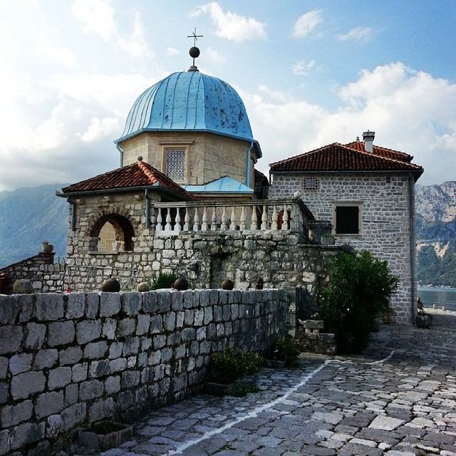 our lady of the rocks montenegro travel guide island perast