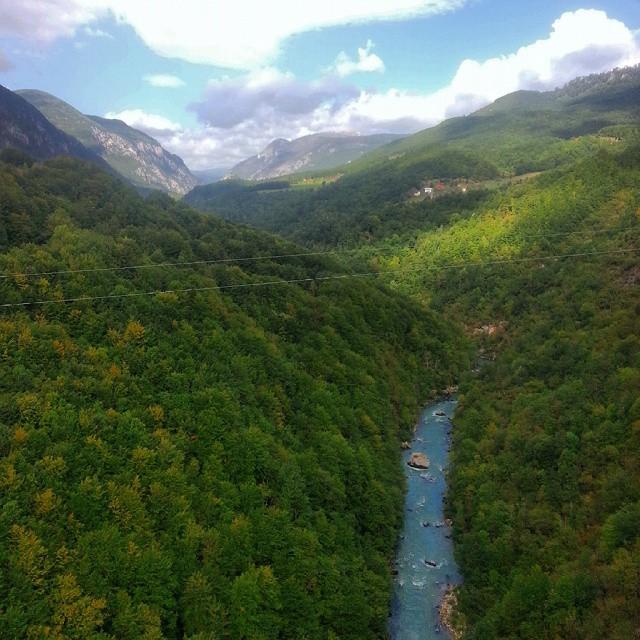 tara river gorge montenegro travel guide