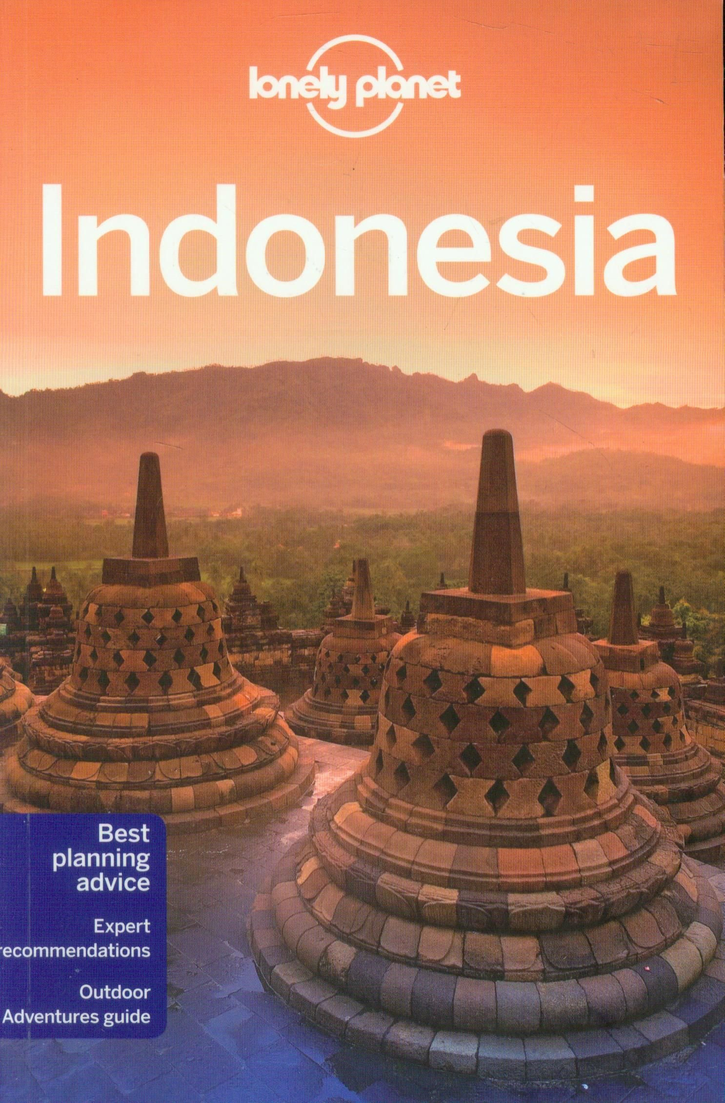 lonely planet indonesia travel guide budget