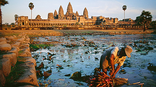 cambodia south east asia budget travel backpacking guide