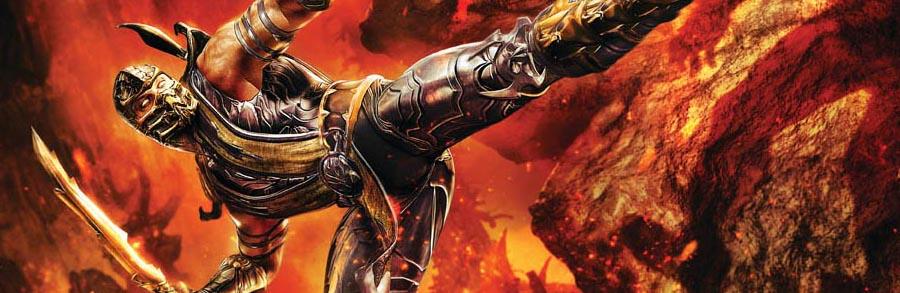 Mortal Kombat IX