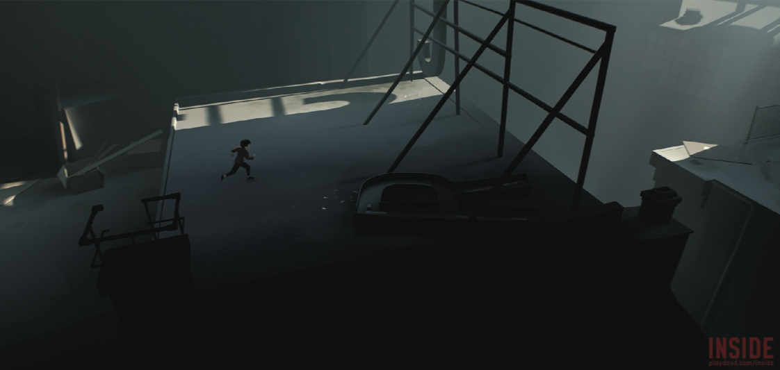 INSIDE , 2016. Image courtesy of Playdead.