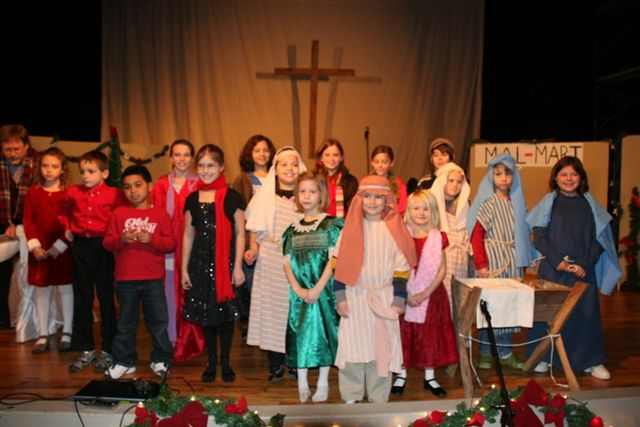 Christmas Program, 2010