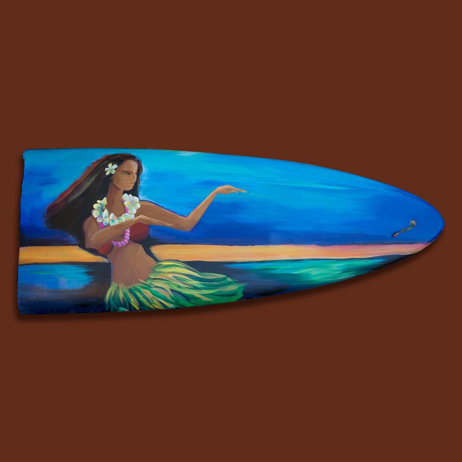 Hula Lula Tail Section 02 - Sale Item $500- Contact