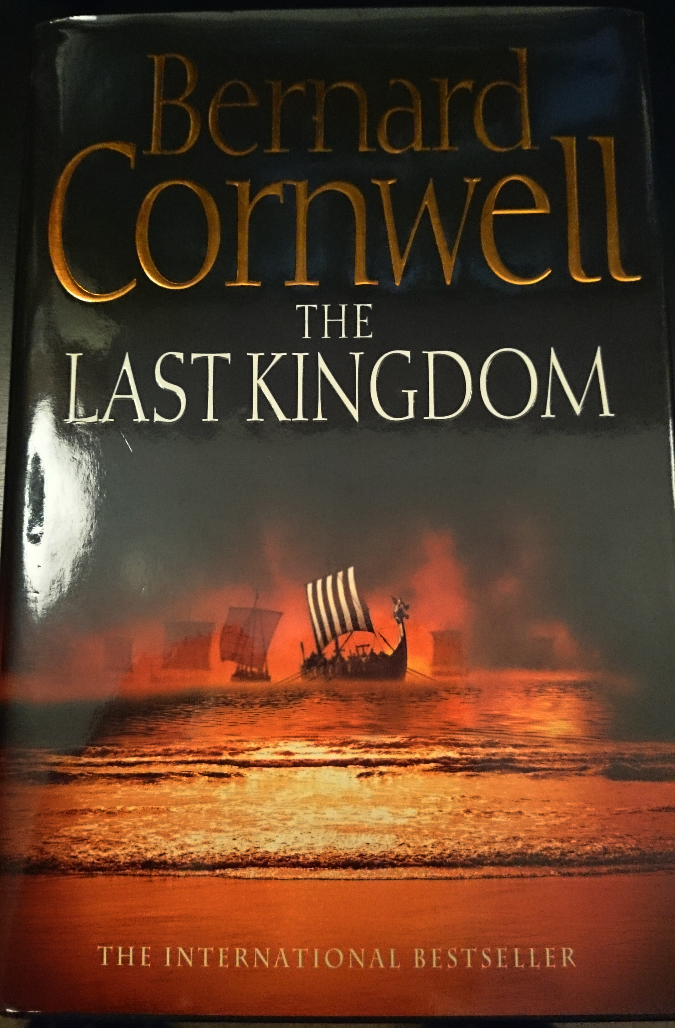 The BBC's latest adaptation, Bernard Cornwell's The Last Kingdom
