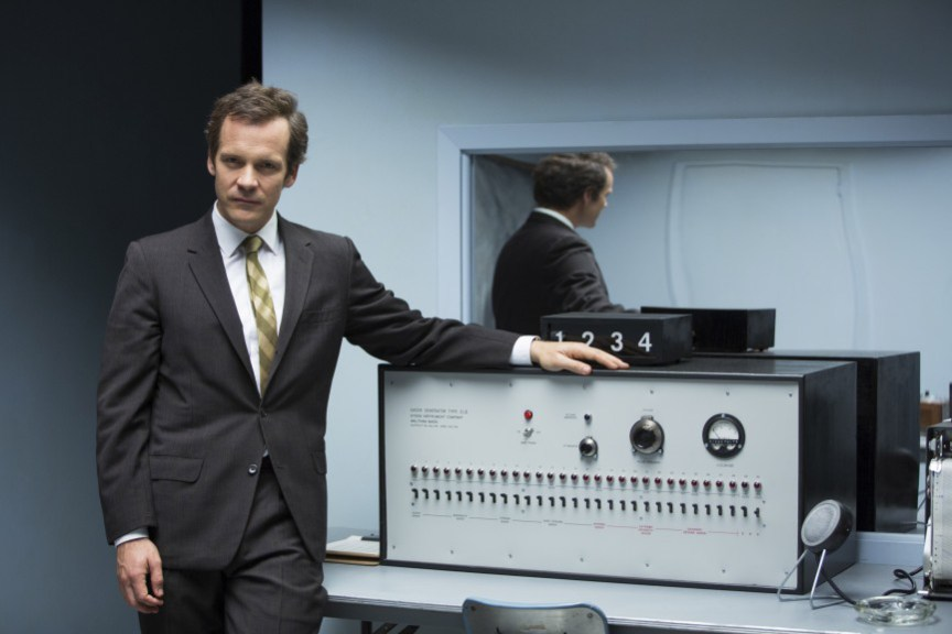 Peter Sarsgaard as Stanley Milgram