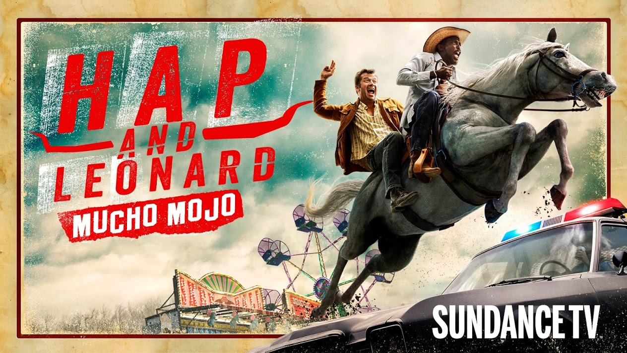 A Love Letter to Hap and Leonard