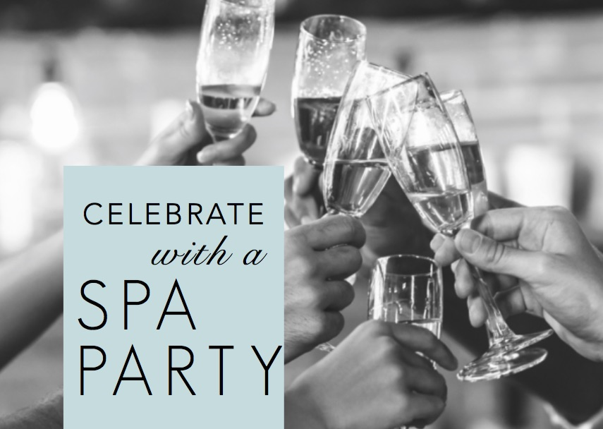 CELEBRATE WITH US -