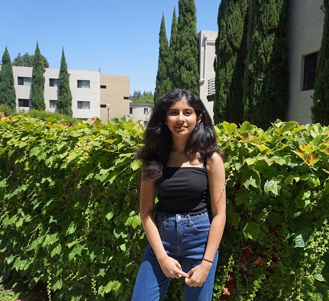 """Congratulations to Meera Sehgal for being today's Camper of the Day! Her peers say she is """"bright, inquisitive, and sweet."""" Not only does Meera """"work incredibly hard,"""" but she """"infuses a ton of personality"""" into lab and mentor sessions. She has improved greatly since being here at VBI, especially when it comes to crossfire! Her instructors say one of her crossfires """"left them awe-struck for at least 2 hours after."""""""